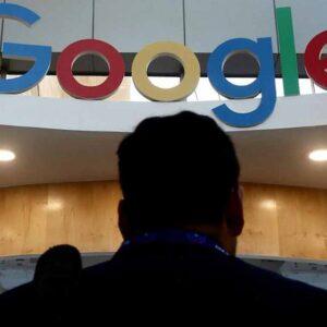 google meet , foto ansa