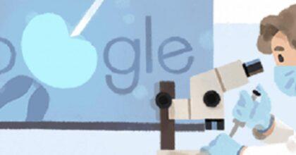 doodle google, foto ansa