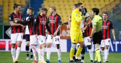 Ibrahimovic squalificato per una giornata: cosa ha detto Ibrahimovic a Maresca durante Parma-Milan?