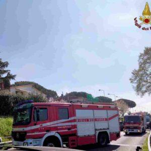 incidente a Morlupo (Roma)