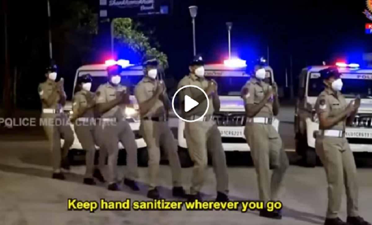 inia ballo polizia
