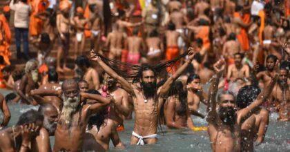 India mille positivi