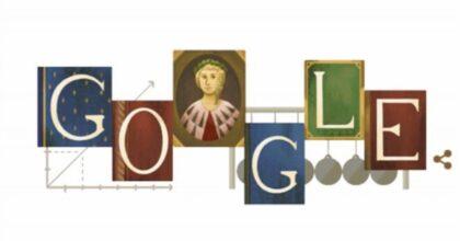 Laura Bassi, chi era la prima donna con cattedra universitaria celebrata dal Doodle di Google