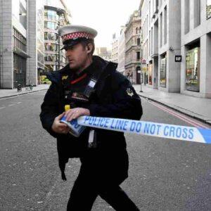 Londra sequestro di persona