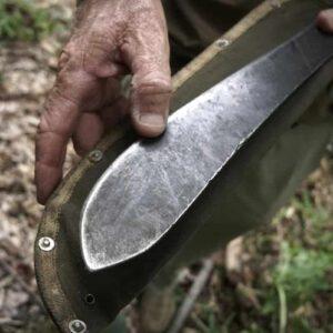 Leeds machete