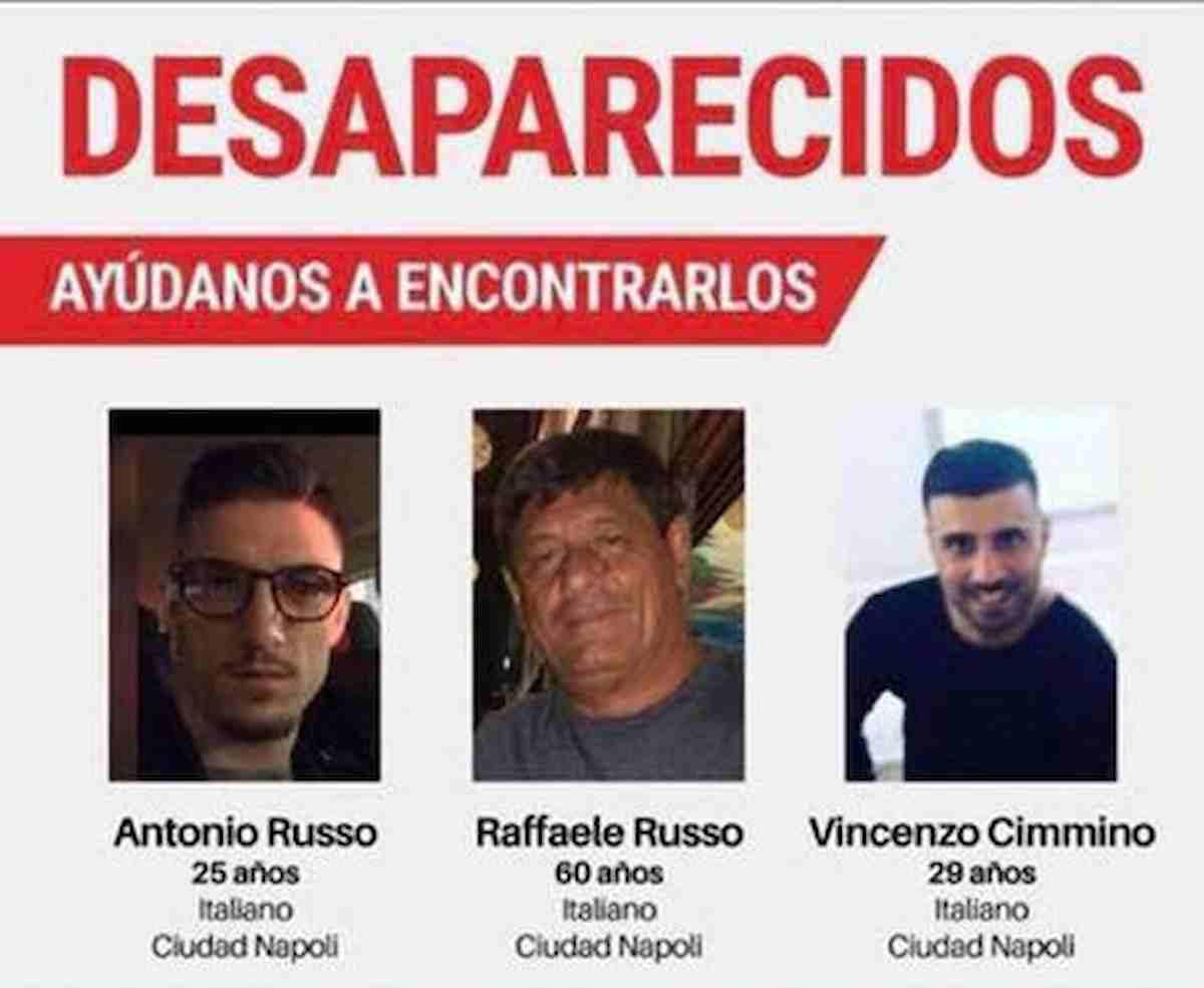 Messico, condannati 2 poliziotti per la scomparsa di Antonio Russo e Vincenzo Cimmino. La terza è scappata