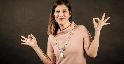 Michela Andreozzi chi è, marito Massimiliano Vado, Non è la Rai, età, altezza, Instagram