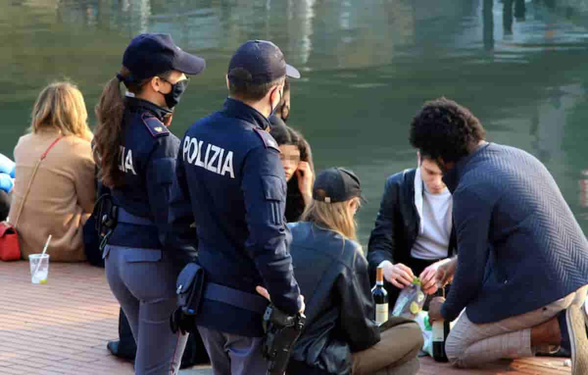 Milano: la baby gang che rapinava e aggrediva senza motivo ragazzi, passanti e ristoratori all'Arco della Pace