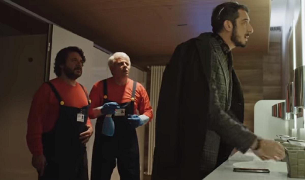 modalita aaereo, foto da trailer