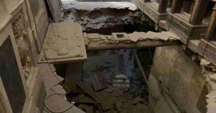 Napoli, fa crollare chiesa Incurabili per allargare garage. Incurabili: ieri i malati oggi i cittadini