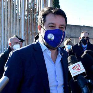 """Nave Gregoretti, per Salvini il pm chiede il non luogo a procedere: """"Nessuna violazione, scelte fatte col governo"""""""