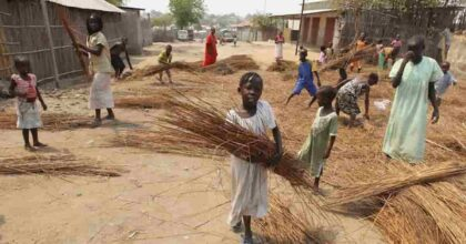 Niger 20 bambini morti