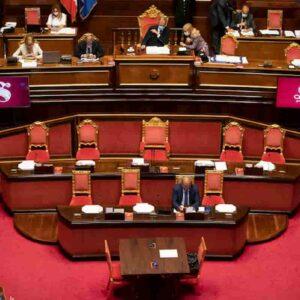 Parlamento cambio casacca