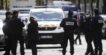 polizia francia ansa