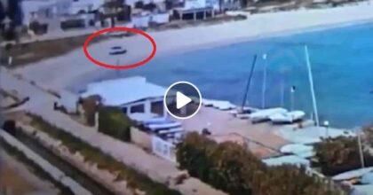 Porto Cesareo: rally col Suv sulla spiaggia protetta, famiglia calabrese riceve multa di 2700 euro