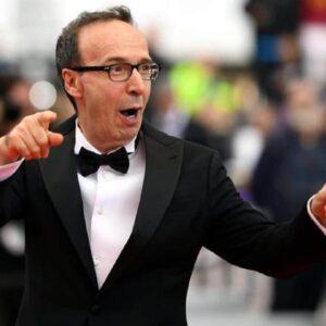 """Roberto Benigni Leone d'Oro alla carriera alla mostra del Cinema di Venezia: """"Il mio cuore è colmo di gioia"""""""