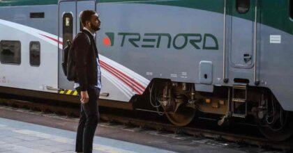 """Sciopero Trenord 23 aprile: regionali e Malpensa Express fermi dalle 9 alle 17. """"Vogliamo vaccini"""""""
