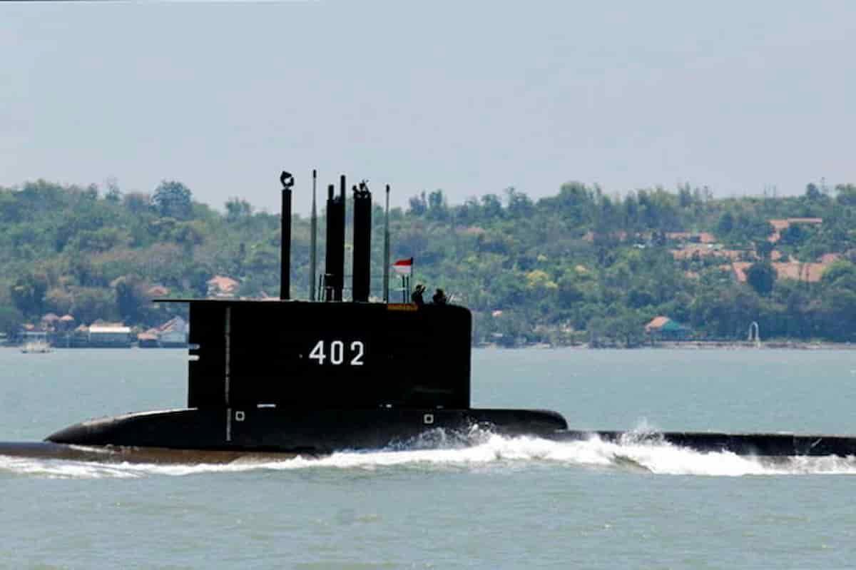Sottomarino Kri Nanggala 402 scomparso in Indonesia: solo 72 ore di ossigeno. C'è tempo fino alle 3 di sabato