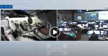 SpaceX, diretta Nasa del lancio della missione Crew Dragon 2 VIDEO Tutte le novità della missione