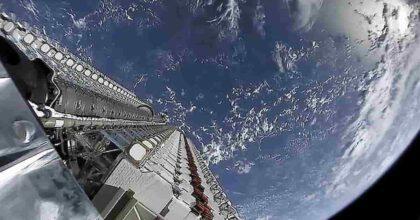 Elon Musk Australia satelliti