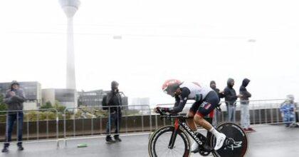 Tour of the Alps, vince la prima tappa (19 aprile 2021) Gianni Moscon. Il racconto della volata e anticipazione