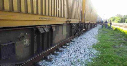 Claudio Vita muore in incidente ferroviario: cade da treno merci in corsa, forse inseguiva un ladro