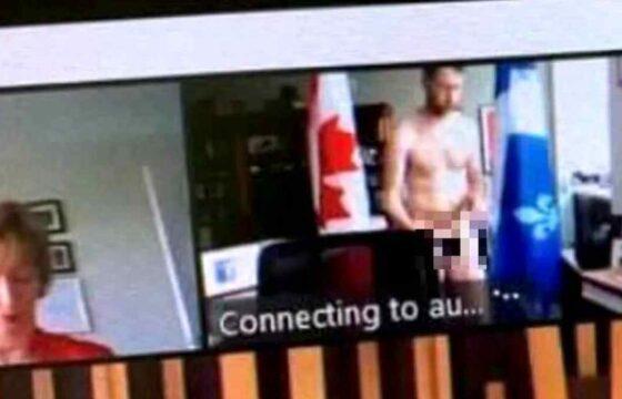 Parlamentare canadese appare completamente nudo in videoconferenza: si stava cambiando dopo jogging FOTO