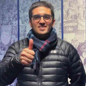 """Gianluca Grassadonia del Pescara e la figlia aggredita. """"Perdi contro la Salernitana o non torna a casa"""""""