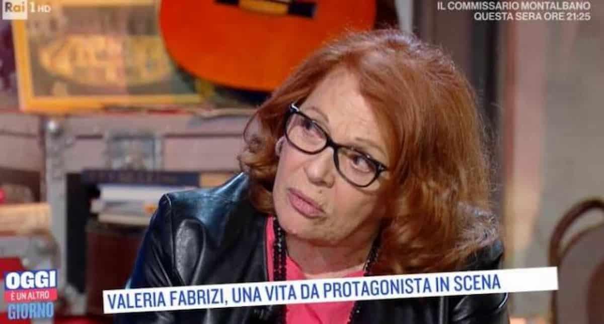 Valeria Fabrizi Oggi è un altro giorno