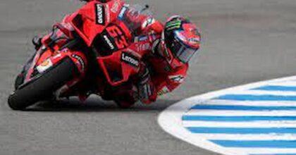 MotoGP a Le Mans domenica 16 maggio Pecco Bagnaia sulla scia di Agostini e Rossi, il 30 si corre al Mugello