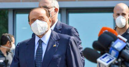 Silvio Berlusconi in ospedale (di nuovo): ricoverato al San Raffaele per accertamenti post Covid