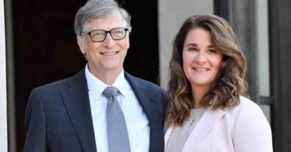 Bill Gates, divorzio con la moglie Melinda: dopo 27 anni di matrimonio, lo annunciano su Twitter