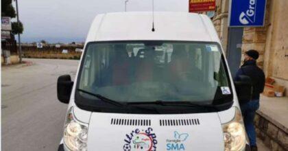Trani, rubano le carrozzine della nazionale di calcio disabili. Ritrovato il furgone