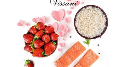 Festa della mamma, la ricetta di Casa Vissani: carnaroli al salmone e fragole