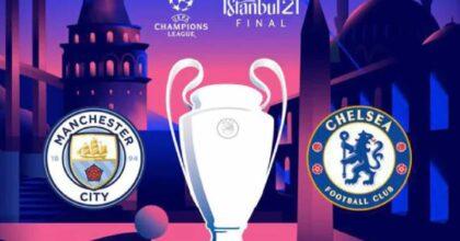 Finale Champions League Chelsea Manchester City: dove e quando si gioca, albo d'oro e rankikg Uefa