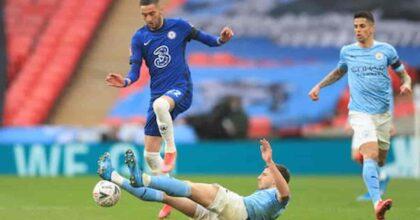 Manchester City-Chelsea finale champions porto