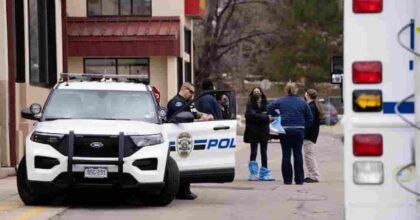 Colorado, sparatoria a una festa di compleanno (dove c'è la fidanzata): 7 morti, tra cui lui (suicida) e la fidanzata