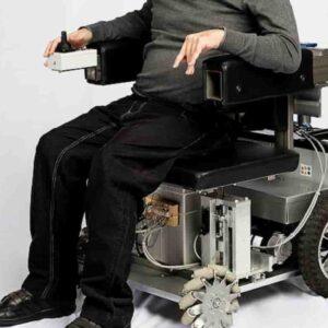 Enel dona 50mila euro al crowfunding per Avanchair, per lo sviluppo delle sedie a rotelle di ultima generazione