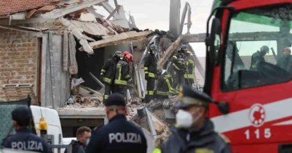 Gubbio, esplosione in una azienda di cannabis legale: un morto, una donna dispersa