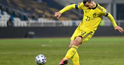 Zlatan Ibrahimovic fuori per sei settimane: stagione finita e niente Europei