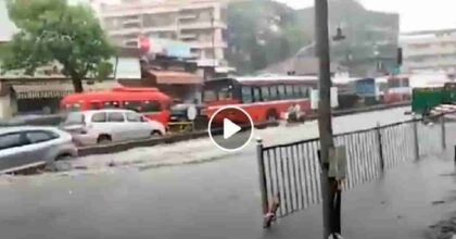 India, ciclone Tauktae devasta Mumbai (morti, sfollati, aeroporto ko) e ora si dirige verso Gujarat VIDEO