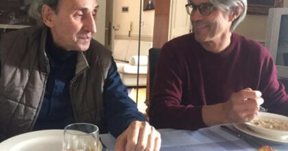 """Luca Madonia: """"Franco Battiato si reincarnerà in qualcosa di sublime, era una persona umile"""""""