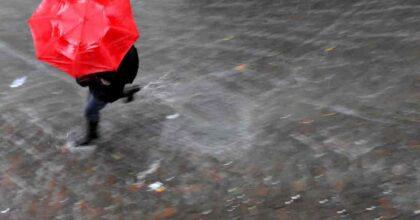 Allerta meteo Italia: pioggia e nubifragi al Nord e al Centro, al Sud caldo oltre i 30 gradi
