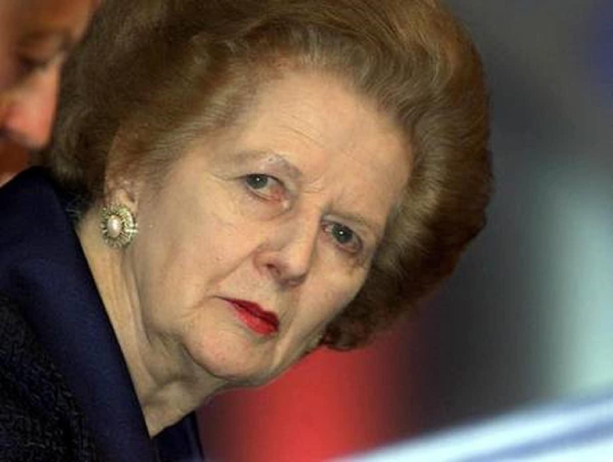 Margaret Thatcher e il tè preparato personalmente alla Regina Elisabetta