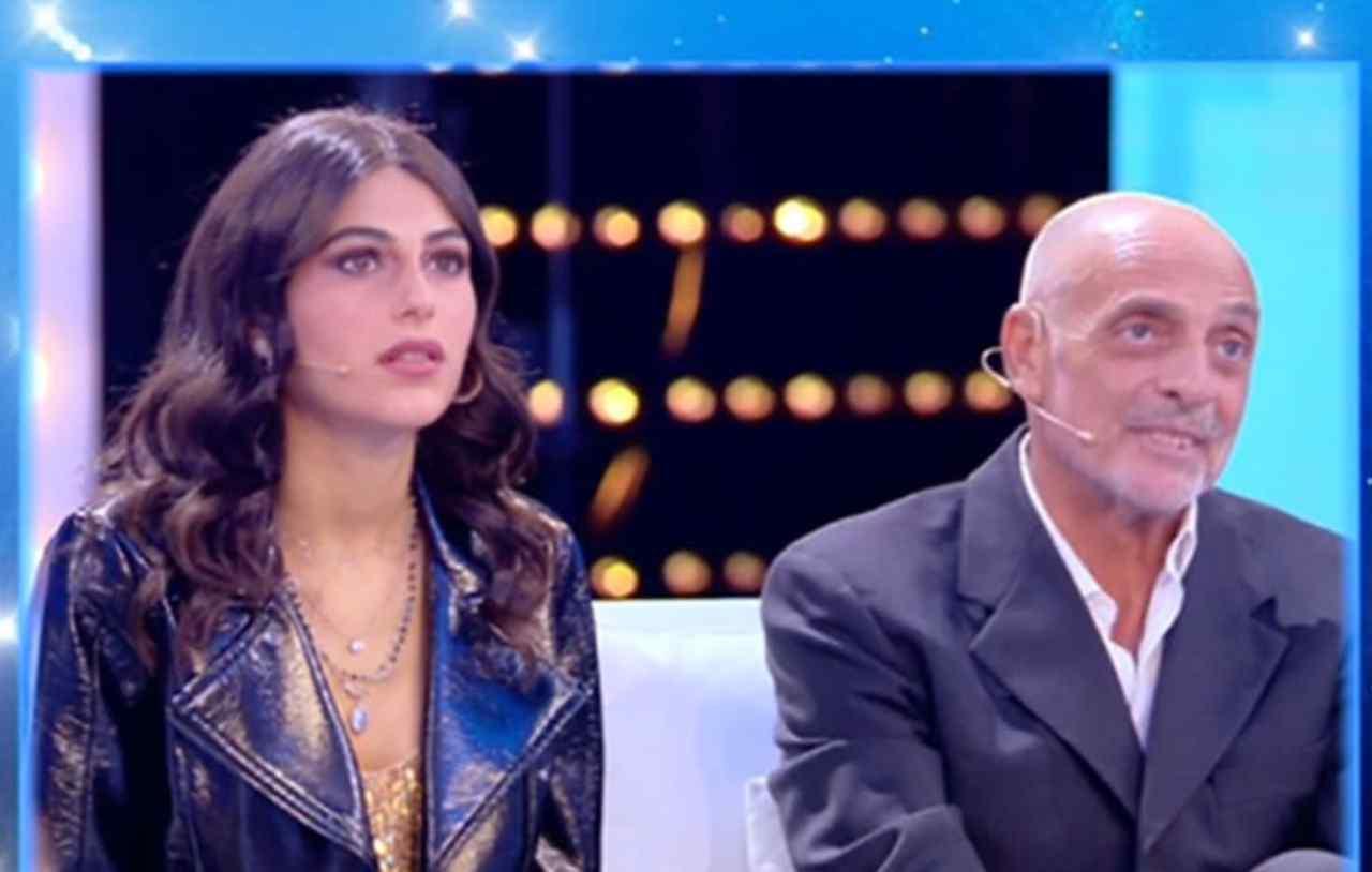 Paolo Brosio e Marialaura De Vitis