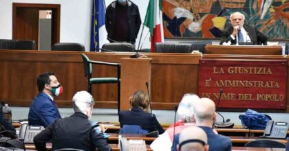 Nave Gregoretti, Salvini assolto: non luogo a procedere, il fatto non sussiste