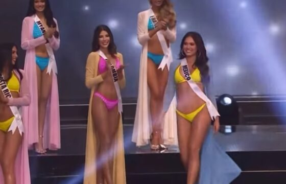 Miss Universo 2021 messicana Andrea Meza