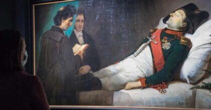 5 maggio 1821, la morte di Napoleone 200 anni fa, l'ode di Manzoni, il significato del testo