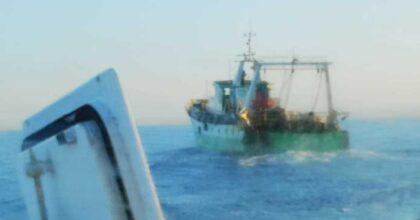 """Siria, peschereccio italiano speronato da barche turche. L'armatore Giacalone: """"Non possiamo andare avanti così"""""""