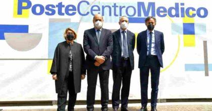 Poste Centro Medico, inaugurato il primo centro medico dedicato ai dipendenti (e loro parenti) di Poste Italiane